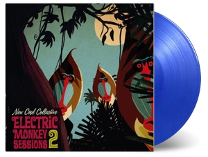 NEW COOL COLLECTIVE - ELECTRIC MONKEY SESSIONS 2 (LTD BLU 118979
