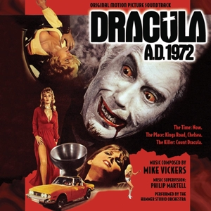 O.S.T. - DRACULA A.D. 1972 (MIKE VICKERS) 119014