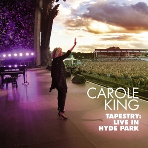KING, CAROLE - TAPESTRY: LIVE IN HYDE PARK 119292