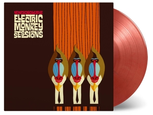 NEW COOL COLLECTIVE - ELECTRIC MONKEY SESSIONS (LTD RED/G 119309