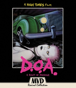 D.O.A. - A RIGHT OF PASSAGE (SPECIAL EDITION 119608