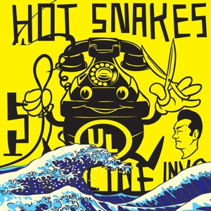 HOT SNAKES - SUICIDE INVOICE 119933