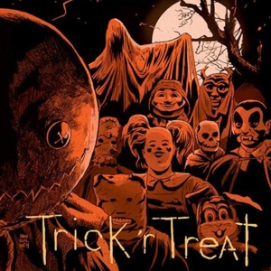 PIPES, DOUGLAS - TRICK 'R TREAT (PICTURE DISC) 119943