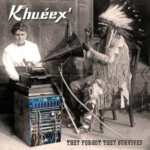 KHU.EEX' - THEY FORGOT THEY SURVIVED (WHITE VI 119947