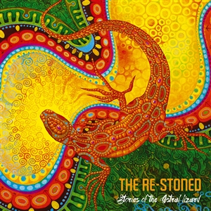 RE-STONED, THE - STORIES OF THE ASTRAL LIZARD 120269