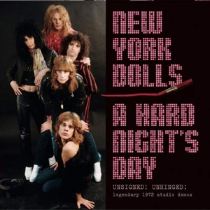 NEW YORK DOLLS, THE - A HARD NIGHT'S DAY 121138