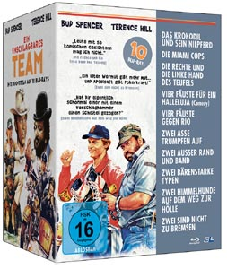 SPENCER, BUD & HILL, TERENCE - BUD SPENCER & TERENCE HILL - EIN UN 121588