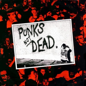 EXPLOITED, THE - PUNK'S NOT DEAD 121794