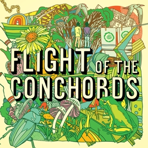 FLIGHT OF THE CONCHORDS - FLIGHT OF THE CONCHORDS (NEON YELLOW VINYL) 122494