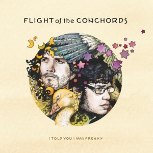 FLIGHT OF THE CONCHORDS - I TOLD YOU I WAS FREAKY (LIGHT GREE 122495