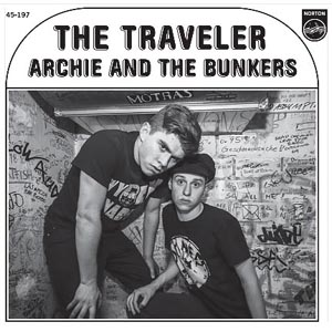 ARCHIE AND THE BUNKERS - THE TRAVELER / LOOKING 122845