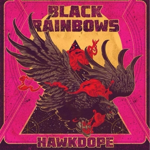 BLACK RAINBOWS - HAWKDOPE 122888