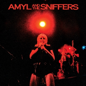 AMYL AND THE SNIFFERS - BIG ATTRACTION & GIDDY UP 123899