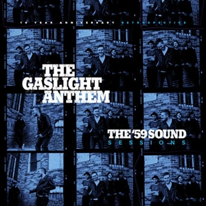GASLIGHT ANTHEM, THE - THE '59 SOUND SESSIONS (DELUXE PHOT 124849