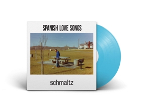 SPANISH LOVE SONGS - SCHMALTZ (COL.VINYL) 125144