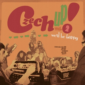VARIOUS - CZECH UP! VOL 2: WE'D BE HAPPY 125552