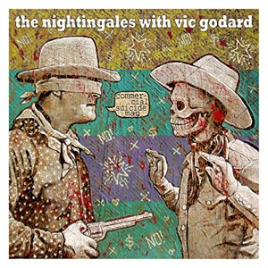 NIGHTINGALES WITH VIC GODARD, THE - COMMERCIAL SUICIDE MAN 126197