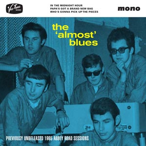 ALMOST BLUES, THE - IN THE MIDNIGHT HOUR 126781