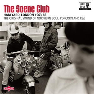 VARIOUS - CLUB SOUL - THE SCENE CLUB 127051