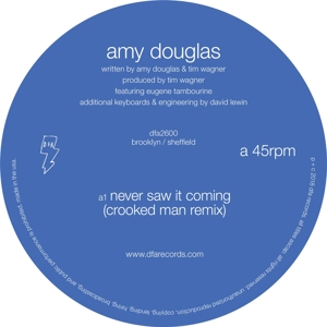 DOUGLAS, AMY - NEVER SAW IT COMING 127907
