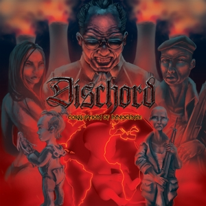 DISCHORD - CORRUPTION OF INNOCENSE 127974