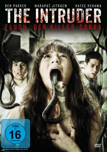 FILM - THE INTRUDER - DER FLUCH DER KILLERCOBRA 129313