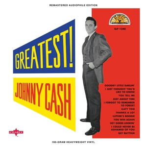 CASH, JOHNNY - GREATEST! 129489