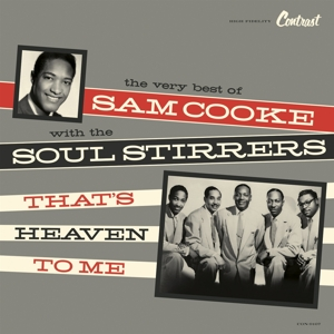 COOKE, SAM / THE SOUL STIRRERS - THAT'S HEAVEN TO ME 129781