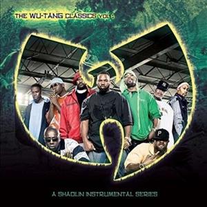 Wu Tang Clan Wu Tang Classics Vol 1 Shaolin Instrumentals