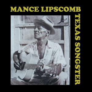 LIPSCOMB, MANCE - TEXAS SONGSTER 130720