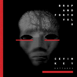 CEVIN KEY - BRAP AND FORTH VOLUME 8 (YELLOW VINYL) 130786