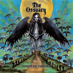 OSSUARY, THE - SOUTHERN FUNERAL (SEA BLUE) 130822