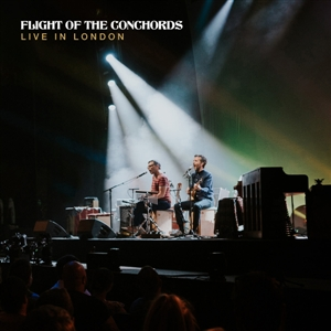 FLIGHT OF THE CONCHORDS - LIVE IN LONDON (MC) 131596