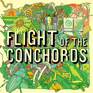 FLIGHT OF THE CONCHORDS - FLIGHT OF THE CONCHORDS 131600