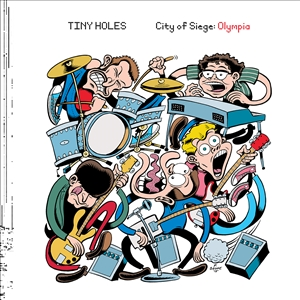 TINY HOLES - CITY OF SIEGE: OLYMPIA 133388