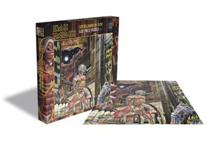 IRON MAIDEN - SOMEWHERE IN TIME (500 PCS PUZZLE) 133576