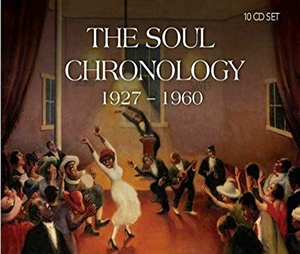 VARIOUS - THE SOUL CHRONOLOGY 1927-1960 133990