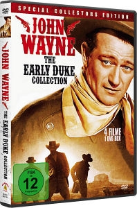 WAYNE, JOHN - JOHN WAYNE - THE EARLY DUKE COLLECTION 134627
