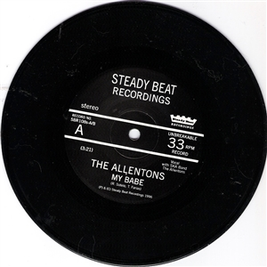 ALLENTONS, THE - MY BABE 134931