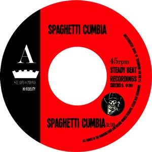 SPAGHETTI CUMBIA - IT'S A DUSTY WESTERN CUMBIA TYPE OF THING 134941