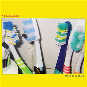 PARANOYDS, THE - CARNAGE BARGAIN 135924