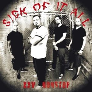 SICK OF IT ALL - XXV NONSTOP 137432
