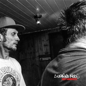 SLEAFORD MODS - KEY MARKETS (RED & WHITE SPLATTER VINYL) 139577