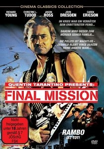 YOUNG, RICHARD - FINAL MISSION 140105