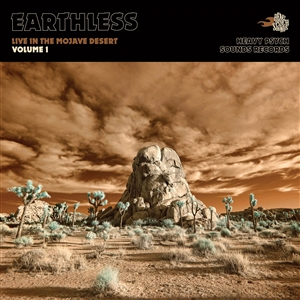EARTHLESS - LIVE IN THE MOJAVE DESERT VOL.1 144509