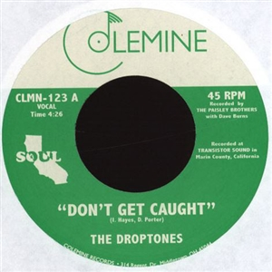 DROPTONES, THE - DON'T GET CAUGHT / YOUNG BLOOD 145766