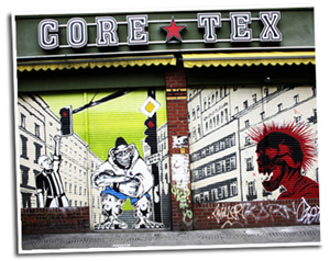 Core Tex Records