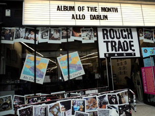 Rough Trade in London macht es vor: ALLO DARLIN' Album des Monats!