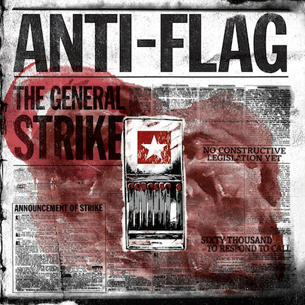 Platz 2: ANTI-FLAG mit