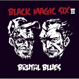 Platz 3: BLACK MAGIC SIX mit